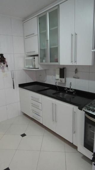 Apartamento Em Campestre, Santo André/sp De 115m² 3 Quartos À Venda Por R$ 620.000,00 - Ap330083