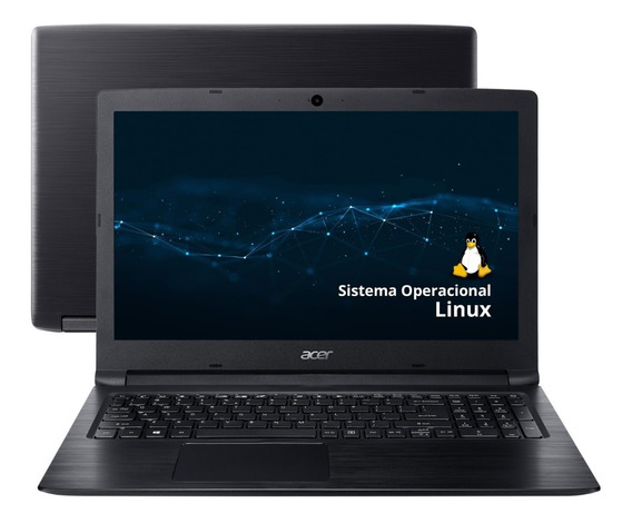 Notebook Acer A315-53-5100 I5 7200u 4gb 1tb 15.6 Linux Cnf