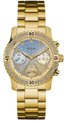 Relógio Guess Feminino Multifunção 92595lpgsda2 W0774l2