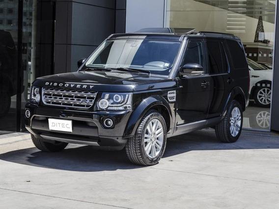 Land Rover Discovery 4 3.0sdv6 Hse 3 Corridas