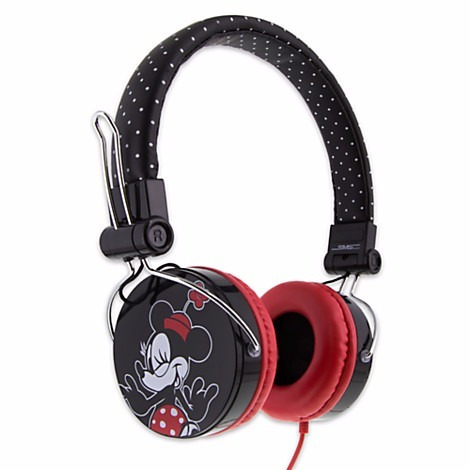 Headphones Disney Minnie D-tech