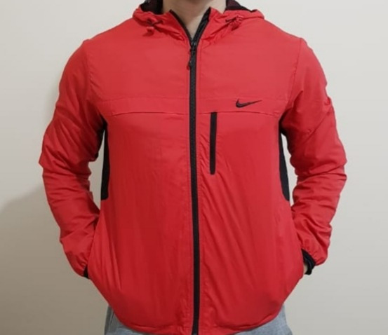Jaqueta Nike Impossibly Light Masculina - Vermelha