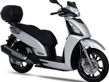Scooter Sh 300 Honda L People 300i Kymco 2021 0km (faby)