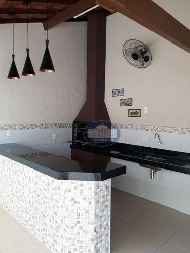 Apartamento Com 2 Dormitórios À Venda, 64 M² Por R$ 120.000,00 - Vila Aeronáutica - Araçatuba/sp - Ap0528