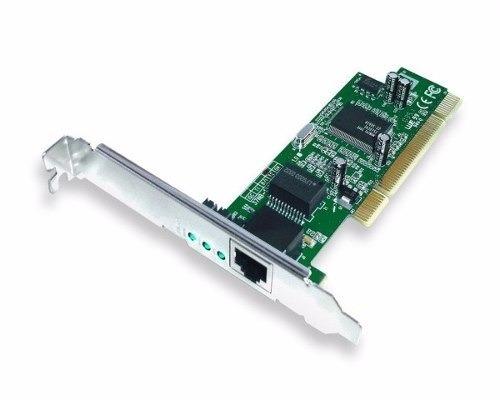 Placa De Rede Gigabit 10/100/1000 Gts Network 71.0
