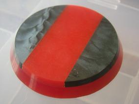Cod 093 - Becão Beque Do Flamengo Perolado Anos 60 Com 5,4cm