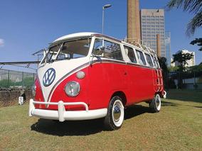 Volkswagen Kombi Antiga Clipper Corujinha T1 T2