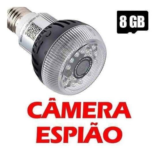 Cameras Camufladas De Seguranca Com Wifi Micro Camera Espia