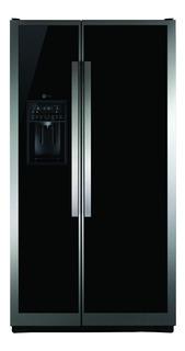 Refrigerador Ge Profile Psmn3ffbfbn 23p Duplex C/desp
