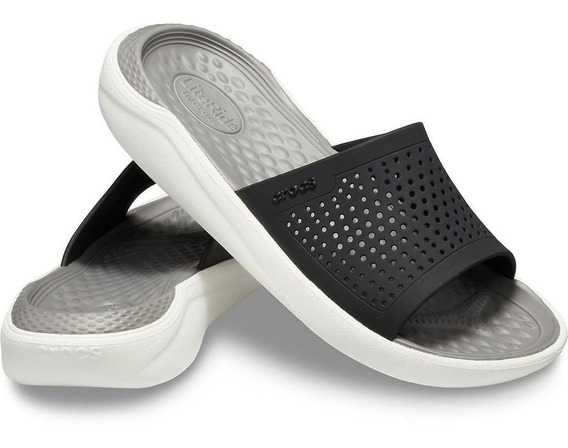 Chinela Crocs Literide Slide 20%off - Los Gallegos