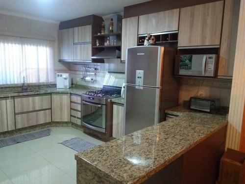 Imagem 1 de 30 de Casa Sobrado Em Santo André - 3666