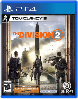 Tom Clancys The Division 2 / Juego Físico / Ps4