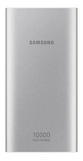 Bateria Prata 10.000mah Fast Charge Samsung