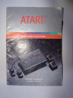 Manual Atari 2600, Nes,snes,gb,gba,wii,ps3,psp,cv,ps1,retro