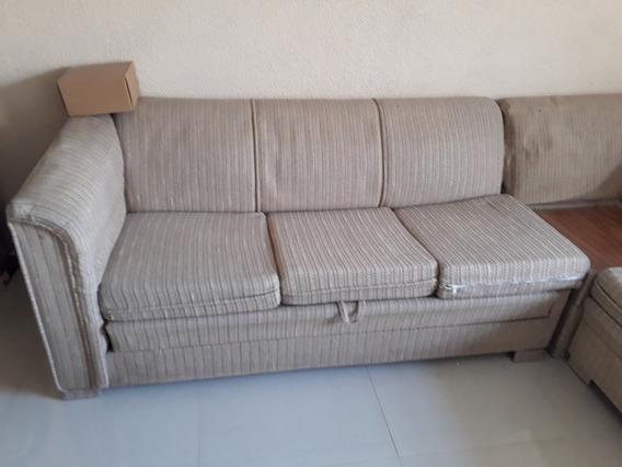 Bonito Sofa Cama De Tres Piezas