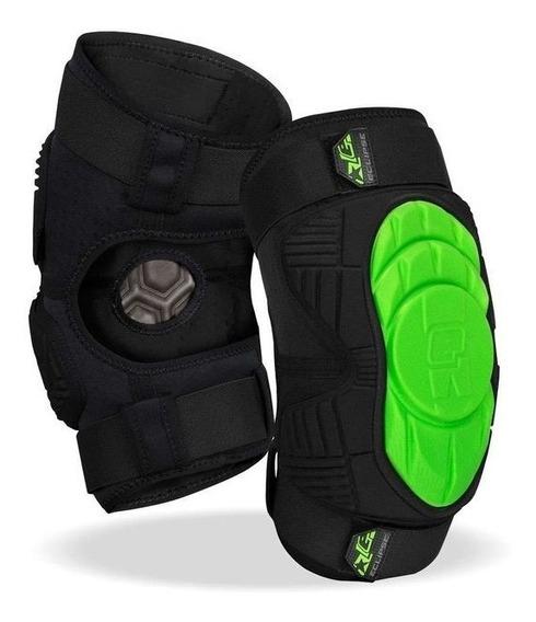 Rodilleras Gotcha Eclipse Hd Core Knee Pads Paintball M