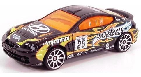 Hot Wheels Hyundai Tiburon - 32 De 2003 (lacrado)
