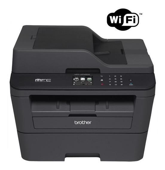 Multifuncional Impressora Brother Mfc-l2740dw L2740dw L2740