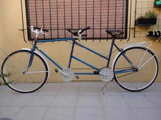 Bicicleta Doble (tandem) Michela