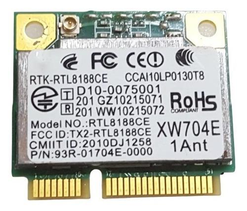 Wifi Bt4.0 Azurewave Rtl8188ee Note Positivo Bgh Z100 Z131