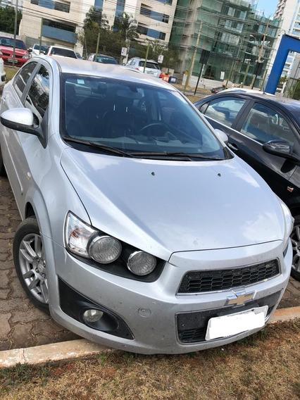 Chevrolet Sonic Sedan Lt (aut) 2013