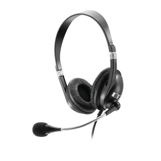 Fone Ouvido Multilaser Microfone Premium Acoustic Preto Ps2