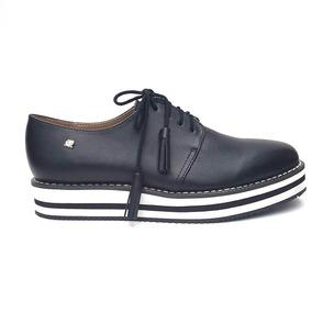 Zapato De Plataforma Dama Ligero 3036 Rosa