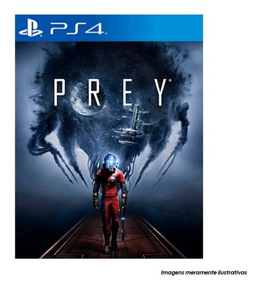 Game Playstation 4 - Prey - Original - Novo - Lacrado