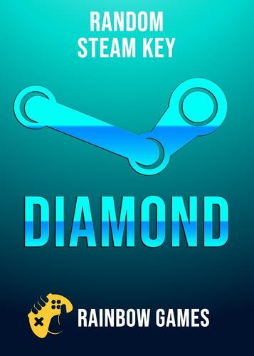 Imagen 1 de 1 de Steam Diamond Key   Juego Aleatorio - Entrega Inmediata