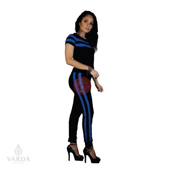 3 Conjs Calça + Camiseta | Varda Clothing | Mix