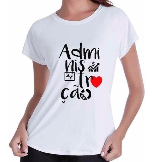 Camisa Camiseta T-shirt Cursos Profissões