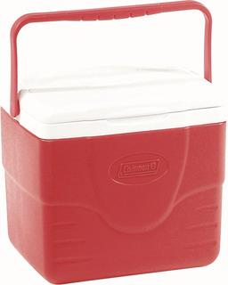 Caixa Térmica Cooler Térmico 8,5 Litros Vermelho 9 Latas 350