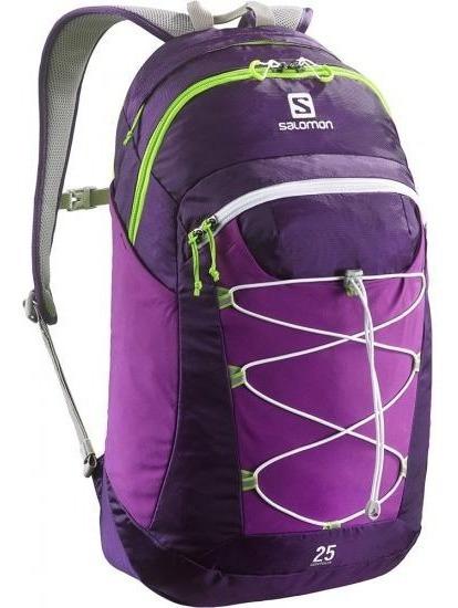 Mochila Salomon Contour 25 Fucsia-violeta