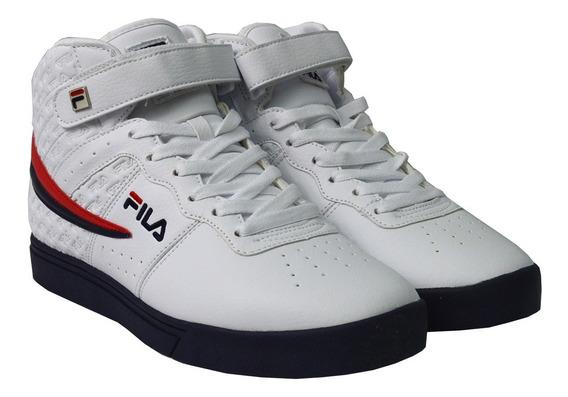Tenis Fila Hombre Blanco Vulc 13 Debos 1cm00651125