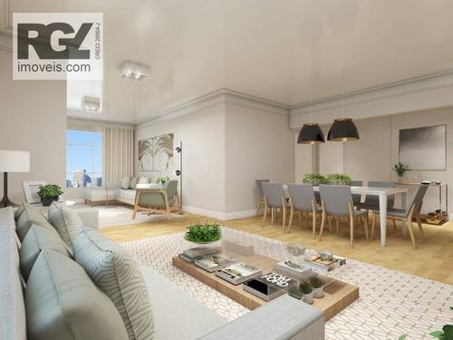 Apartamento À Venda, 178 M² Por R$ 2.400.000,00 - Jardim Paulista - São Paulo/sp - Ap5288