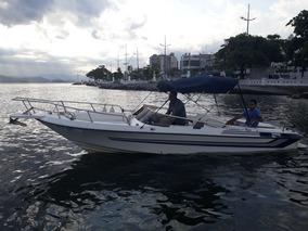Embarcação Carbrasmar Xaréu 22 Lancha Iate