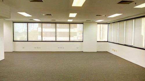 Cj0638 - Conjunto Para Alugar, 117 M² Por R$ 2.400/mês - Brooklin - São Paulo/sp - Cj0638