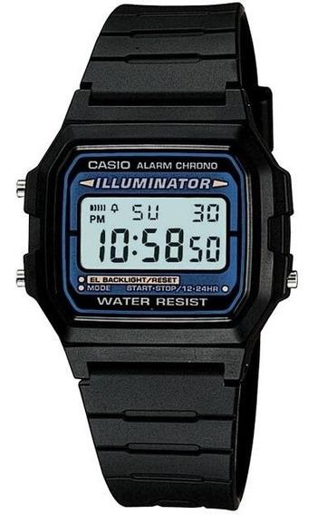 Reloj Casio Modelo F105 Iluminator Original