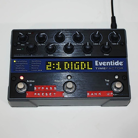 Eventide Timefactor Delay | Time Factor