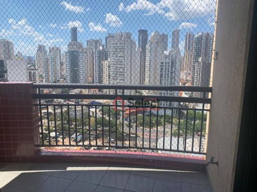 Imagem 1 de 30 de Apartamento Com 3 Dormitórios À Venda, 89 M² Por R$ 615.000,00 - Vila Regente Feijó - São Paulo/sp - Ap1394