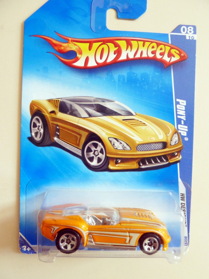 Autos A Escala 1:64 - Hot Wheels - Ver Modelos