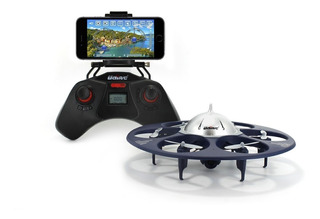Drone Udir/c U845wifi Voyager Con Camara Hd 720p Wifi