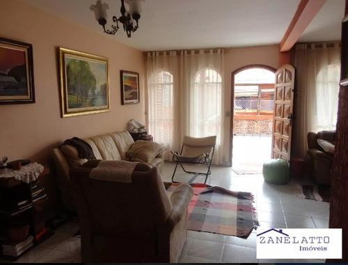 Casa 05 Dormitórios Parque Maria Helena - V0021
