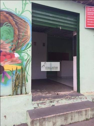 Salão Para Alugar, 35 M² Por R$ 650,00/mês - Jardim Simus - Sorocaba/sp - Sl0047