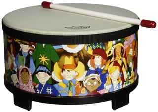 Rh-5010-00 Rhythm Club Floor Tom Drum - Rhythm Kids, 10
