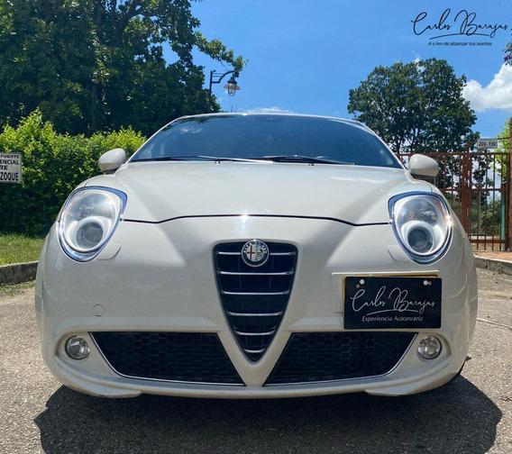 Alfa Romeo Mito Distintive Mt 2011.