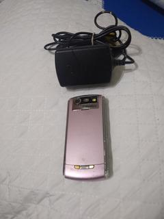 Celular Blackberry Usado (vivo) Com Carregador