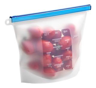 Saco Térmico Em Silicone P/ Massas E Alimentos Cozinha Casa