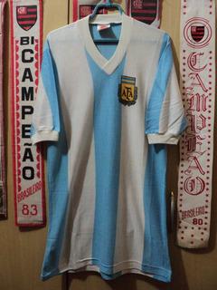 Camisa Seleção Da Argentina ( Athleta )
