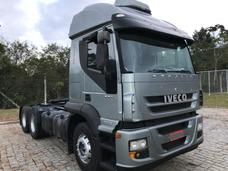 Iveco Stralis 380 - 2012 - 6x2 - Teto Alto - R$ 55.000,00